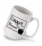 Personalized coffee mug, engraved coffee mug